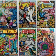 Image Comics 1963 #1,2,3,4,5,6. (1993) Alan Moore.