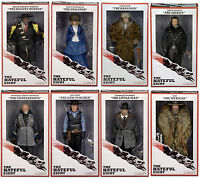The Hateful 8 Quentin Tarantino Western Movie Film Action Figuren Retro Set NECA