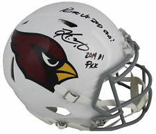 Cardinals Kyler Murray 2x Inscribed Signed Proline Full Size Speed Helmet BAS 2