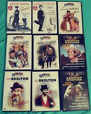 Lot Of T.V. Classics D.V.D. Movies