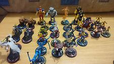 Heroclix lote Fantastic Forces