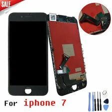 """Black For Assembly Replacement LCD Touch iPhone 7 4.7"""" Screen Digitizer Display"""