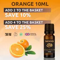 Essential Oil Pure Oils 10ml Aromatherapy Natural Fragrances Orange Diffuser