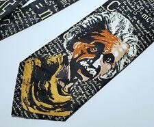 Keith Richards Albert Einstein E = Mc^2 Neck Tie
