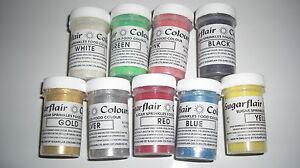 Essbarer Glitzer Glitter Sugarflair, 20g,  Tortendeko,Lebenmittelfarbe, Kuchen,