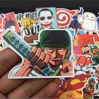 300Stk Aufkleber Karikatur  Stickerbomb Tuning Aufkleber Autoaufkleber DIY decal