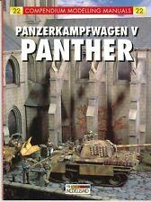 PANZERKAMPFWAGEN V   PANTHER   - Compendium Modelling Manuals 22
