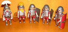 Playmobil 4271 Zenturio mit Legionären 5 Stück Römer Soldaten