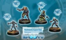 Infinity - PanOceania Support Pack - Corvus Belli 280262 Engineer Doc Bots