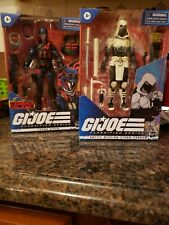 GI JOE Classified Storm Shadow and Cobra Viper Lot