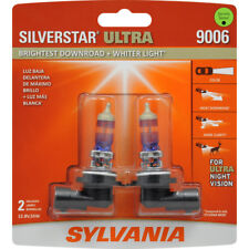 Headlight Bulb-SilverStar Ultra Blister Pack Twin Front SYLVANIA 9006SU.BP2