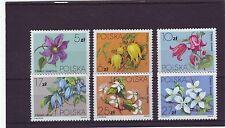 POLAND - SG2921-2926 MNH 1984 CLEMANTS