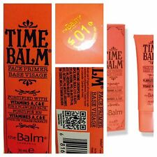 The Balm TIME BALM 30ml Face Primer Base Free And Safe Postage