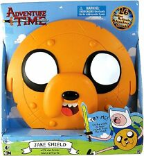 Adventure Time 13.5 inch JAKE's Shield with Sounds, NEW!