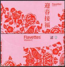 Flavettes Vitamin C CCM CNY 1 pc Mint Red Packet Ang Pow