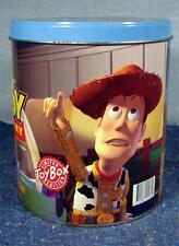 WOODY Toy Story Peters Icecream TIN Disney