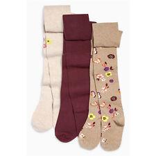 NEXT 3er Pack Strumpfhosen für Mädchen 2-3 Jahre 98cm 16d