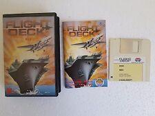 Msx Flight Deck 3 1/2 disk