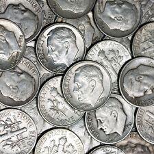 1/2 TROY POUND LB BAG MIXED 90% SILVER COINS U.S. MINTED NO JUNK PRE 1965 LOT 4