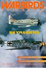 WARBIRDS WORLDWIDE 37 A-1 SKYRAIDER_CONSTELLATION C-121_WW2 RUSSIAN ACFT IL YAK