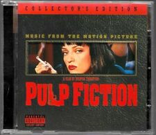 PULP FICTION - COLLECTOR EDITION (B.O.F SOUNDTRACK O.S.T) ALBUM CD COMME NEUF