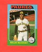 1975 OPC O PEE CHEE # 450 Willie McCovey nrmnt-mt