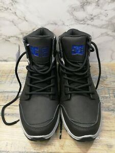 DC Shoes Torstein Boots / Black Leather / Autumn Winter Style