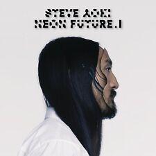 Neon Future, Vol. 1 by Steve Aoki (DJ) (CD, Oct-2014, Liberator Music) NEW