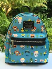Loungefly & Disney Pixar's Toy Story 4 Character Mini Backpack New w/tags