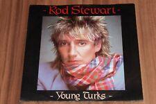 "Rod Stewart – Young Turks (1981) (Vinyl 7"") (Warner Bros. Records – WB 17 893)"