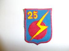 b2655 RVN Vietnam Vietnamese 25th Infantry Army Division patch IR8C