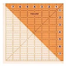 """Fiskars Folding Square Ruler (8"""" x 8"""") 187680-1001"""