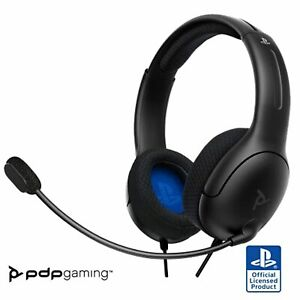 PDP Gaming LVL40 Wired Stereo Headset With Noise Cancelling Microphone: 5E