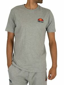 Ellesse Men's Canaletto T-Shirt, Grey
