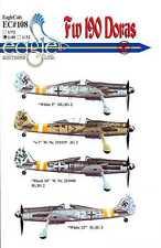 EagleCals Decals 1/48 FOCKE WULF Fw-190D DORA Fighter JG2