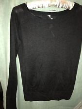 lululemon Cashmere Blend Sweater With Thumb Hole  Sleeves Front Pocket