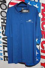Michael Waltrip Racing Polo Shirt Taille 2XL NASCAR (BNWT)
