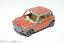 LESNEY MATCHBOX SUPERFAST 29 RACING MINI MET. COPPER GOOD CONDITION