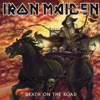 "IRON MAIDEN ""DEATH ON THE ROAD (LIVE)"" 2 CD NEUWARE!!!"