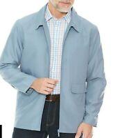 Mens Summer Jacket Soft Handle Mid Length 2XL