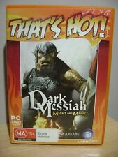 Dark Messiah Might and Magic.. PC Game