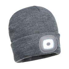 Beanie Hat USB Rechargeable Battery 5Hours High Powered LED Light cheapest