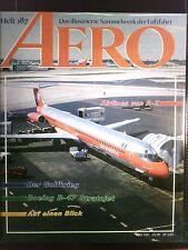 AERO  Heft 187   Das illustrierte Sammelwerk der Luftfahrt   in Schutzhülle