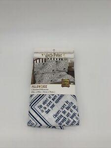 Harry Potter Standard Pillowcase Quidditch Print