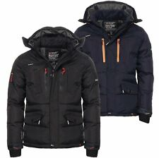 Geographical Norway Winter Jacke Gr. S M L XL XXL 2 Farben Outdoor warm