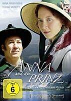 ANNA UND DER PRINZ DVD MIT TOBIAS MORETTI NEU