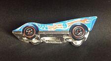 1973 Hot Wheels Redline American Victory #9 Blue Indy Car Hong Kong*Free Ship*