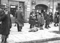 Warsaw Ghetto-World War 2-Child Lies in Street Warsaw Poland Photo