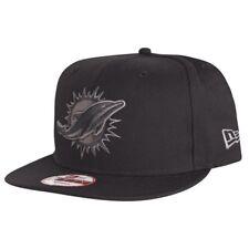 New Era 9Fifty Snapback Cap - Miami Dolphins noir / gris