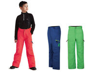 Dare2b Boys Girls Kids Waterproof Breathable Ski Trousers Salopettes RRP £70
